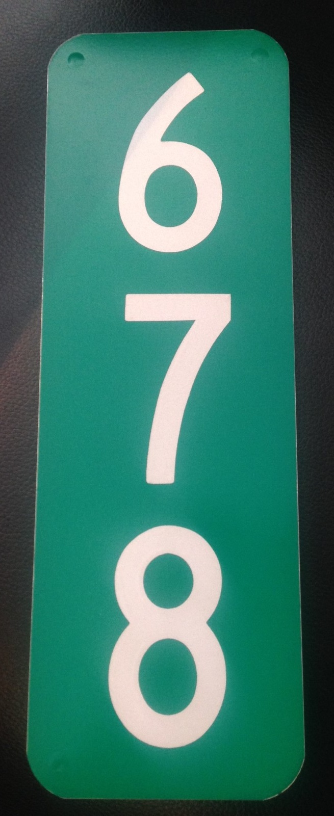 9 1 1 Reflective Address Signs Grand County Wildfire Council