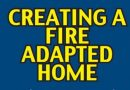 Creating a Fire Adapted Home
