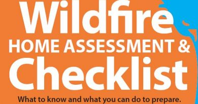 Wildfire Home Assessment Checklist
