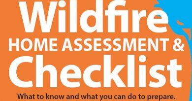 Wildfire Home Assessment Checklist